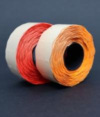 26x18mm farebné cenové etikety (farba podľa momentálnej ponuky)